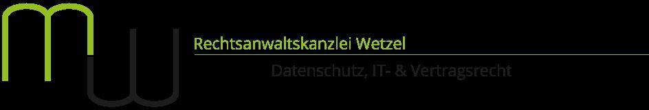 wetzel.berlin Retina Logo